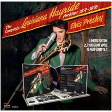 Elvis Presley - The Complete Louisiana Hayride Archives 1954-1956 (2 Lp +24 Page Gatefold)