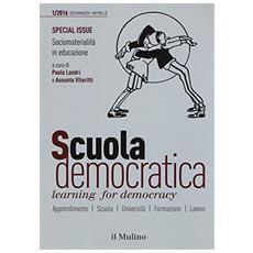 Scuola Democratica-Learning for Democracy (2016) . Vol. 1