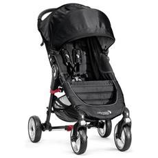 Passeggino City Mini 4 Black Grey