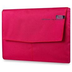 sleeve tasje new blocks - roze - 10.1 inch, Sleeve, Rosa, Nylon