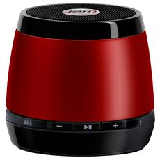 Speaker Audio Portatile HX-P230 Bluetooth Jack Audio 3.5mm colore Rosso