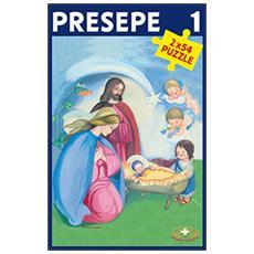 Presepe. Libro puzzle. Vol. 1