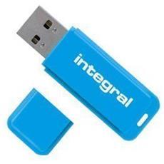 Neon USB3.0 64GB 64GB USB 3.0 (3.1 Gen 1) Tipo-A Blu unità flash USB