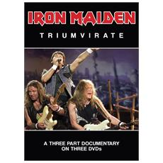 Iron Maiden - Triumvirate (3 Dvd)