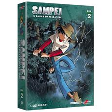 Dvd Sampei - Il Ragazzo Pescatore (box02)