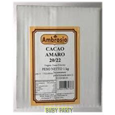 Cacao Amaro In Polvere 1 Kg