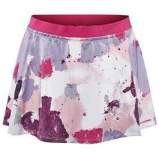 Gonna Vision Graphic Skirt Fantasia Viola Xs
