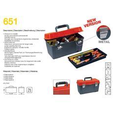 Cassetta Contractor Line Mod. 651
