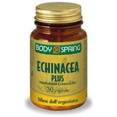 Body Spring Echinacea Plus 30 Capsule Angelini