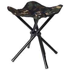klappbarer Stuhl 4 Beine