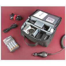 4901002 Borsa da corriere Nero custodia per fotocamera