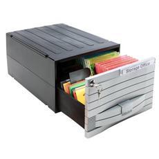 pz. 1 Media solutions. Nero / silver. Cap 47 CD Exponent 34602
