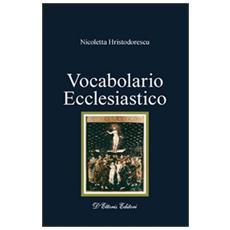 Vocabolario ecclesiologico