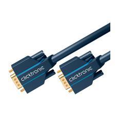 ICOC CLC-SVGA-020 - Cavo VGA Alta Risoluzione Gold 2mt