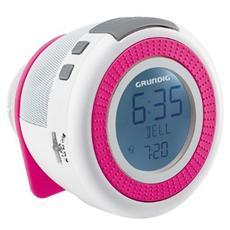 Orologio Radiosveglia Colore Bianco / Rosa - Modello Sonoclock 220