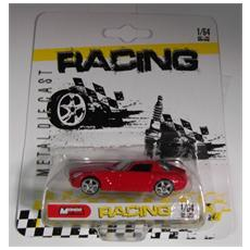 DieCast 1:64 Auto Racing vari modelli in blister (Sogg. Casuale) 54036