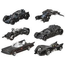 DFK69 - Hot Wheels - Batman (Assortimento)