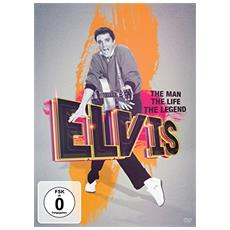 Elvis Presley - The Man The Life The Legend