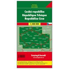 Repubblica Ceca 1:400.000