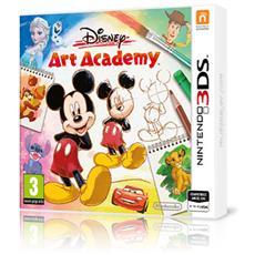 N3DS - Disney Art Academy