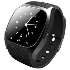 """Smartwatch M26 Display 1.44"""" Touchscreen con Bluetooth Compatibile Con Android e IOS Nero - Europa"""
