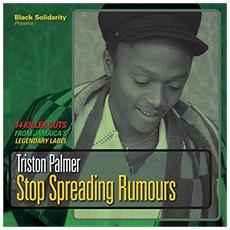 Triston Palmer - Stop Spreading Rumours