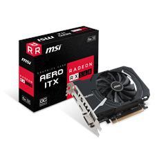 MSI - Radeon RX 560 4 GB GDDR5 Pci-E DL-DVI-D / HDMI /...