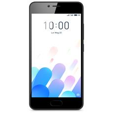 "M5c Nero 16 GB 4G / LTE Dual Sim Display 5"" HD Slot Micro SD Fotocamera 8 Mpx Android Italia"