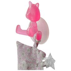Funny Hook - Gatto Rosa