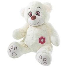 140455 Orso polare giocattolo Felpato Bianco peluche
