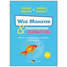 Web monster & conversational marketing. CD-ROM