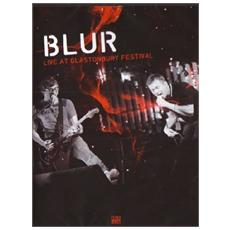 Dvd Blur - Live At Glastonbury Festival
