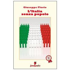 L'Italia senza popolo