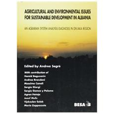 Agricultural and environmental issues for sustainable development in Albania