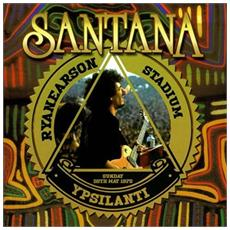 Santana - Ryanearson Stadium, Ypsalanti Sunday 25th May 1975 180gr