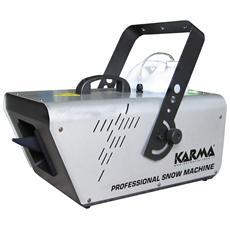 Generatore Di Neve 1200w Professionale Karma Snow1201