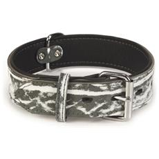 Collare Per Cani Safari In Pelle N 45 Mm 51,5-64 Cm 745908