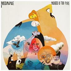 Maidavale - Madness Is Too Pure - Disponibile dal 30/03/2018