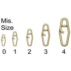 Art. 368 Quicklink Elliptical Shape Mis. 0