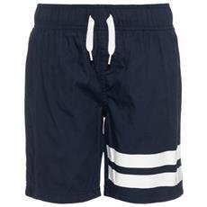 Kmzak Swim Long Shorts Nmt Camp Boxer Nuoto Bambino Cm 146