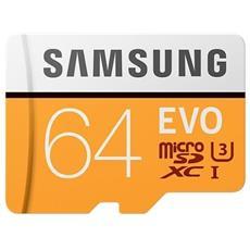 Carte Micro Sd Adapt Sd Evo 64go