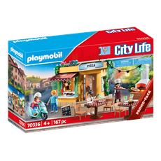 70336 - City Life - Pizzeria con giardino