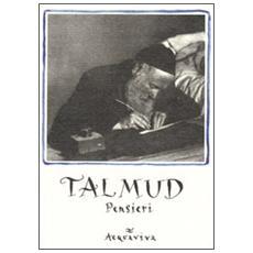 Talmud. Pensieri