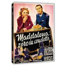 Dvd Maddalena Zero In Condotta