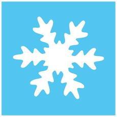 Fustella Mm. 16 Fiocco Di Neve