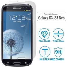 Pellicola In Vetro Temperato Per Galaxy S3 - S3 Neo