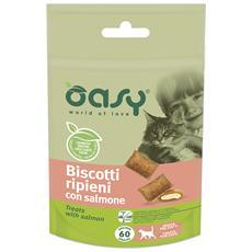 Snack Cat Biscotti Ripieni Con Salmone 60gr