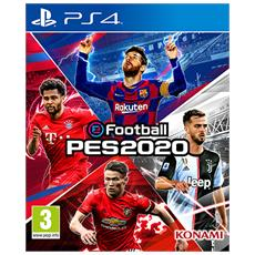 PS4 - eFootball PES 2020
