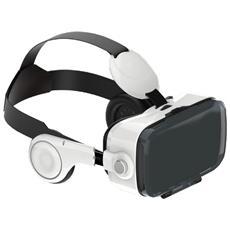 VR Glasses 2, Basato su smartphone, Nero, Bianco, Monotono, Acrilonitrile butadiene stirene (ABS) , Ragazzo / Ragazza