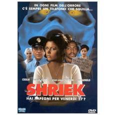 Dvd Shriek-hai Impegni Per Venerdi' 17?
